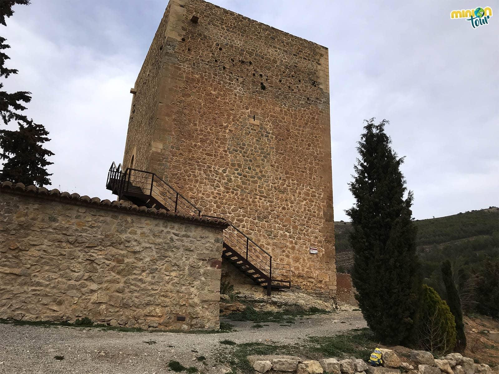 Torre de Doña Blanca en Albarracín