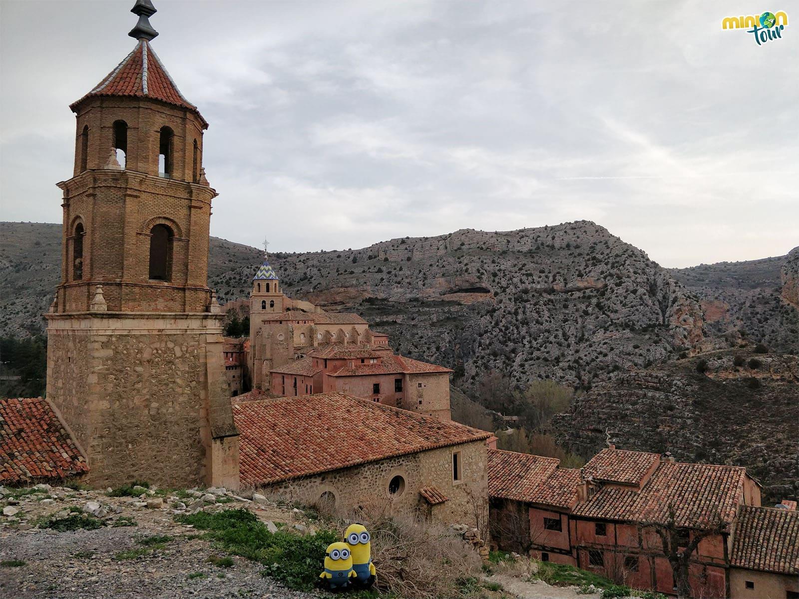Iglesia de Santiago de Albarracín