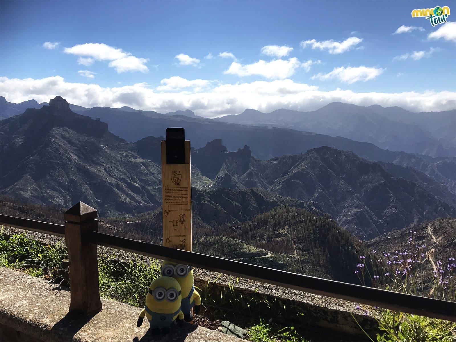 Vistas desde el Mirador de la Cilla