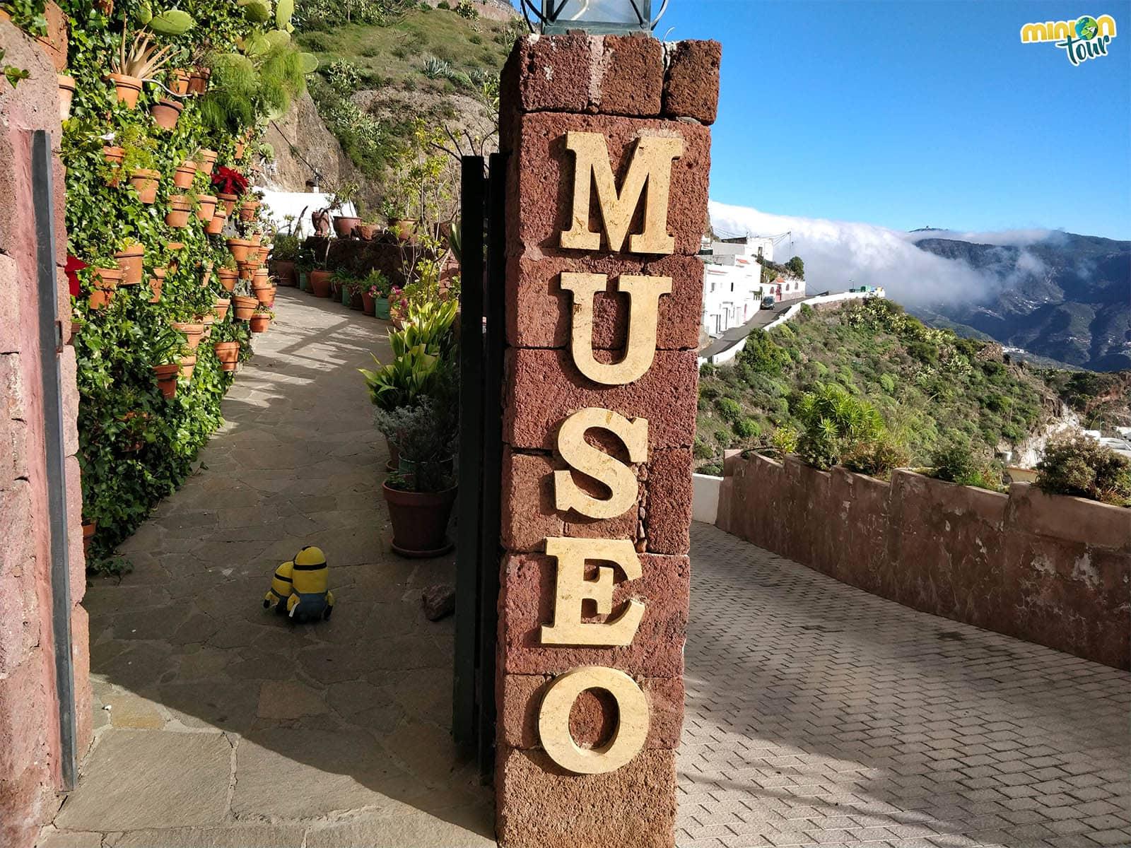 Museo Etnográfico de las Casas Cuevas, un imprescindible qué ver en Artenara