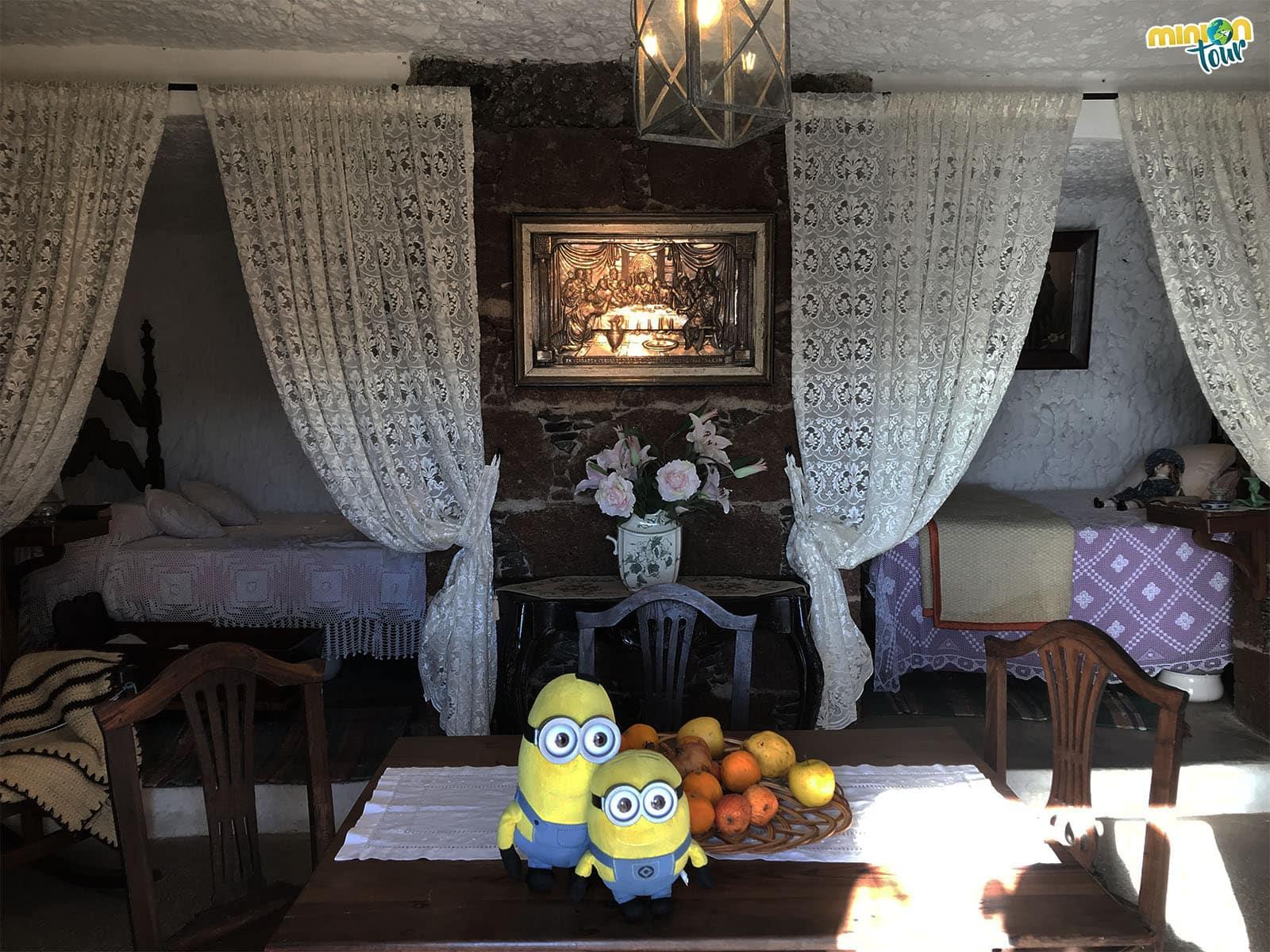 Otra casa cueva en Artenara