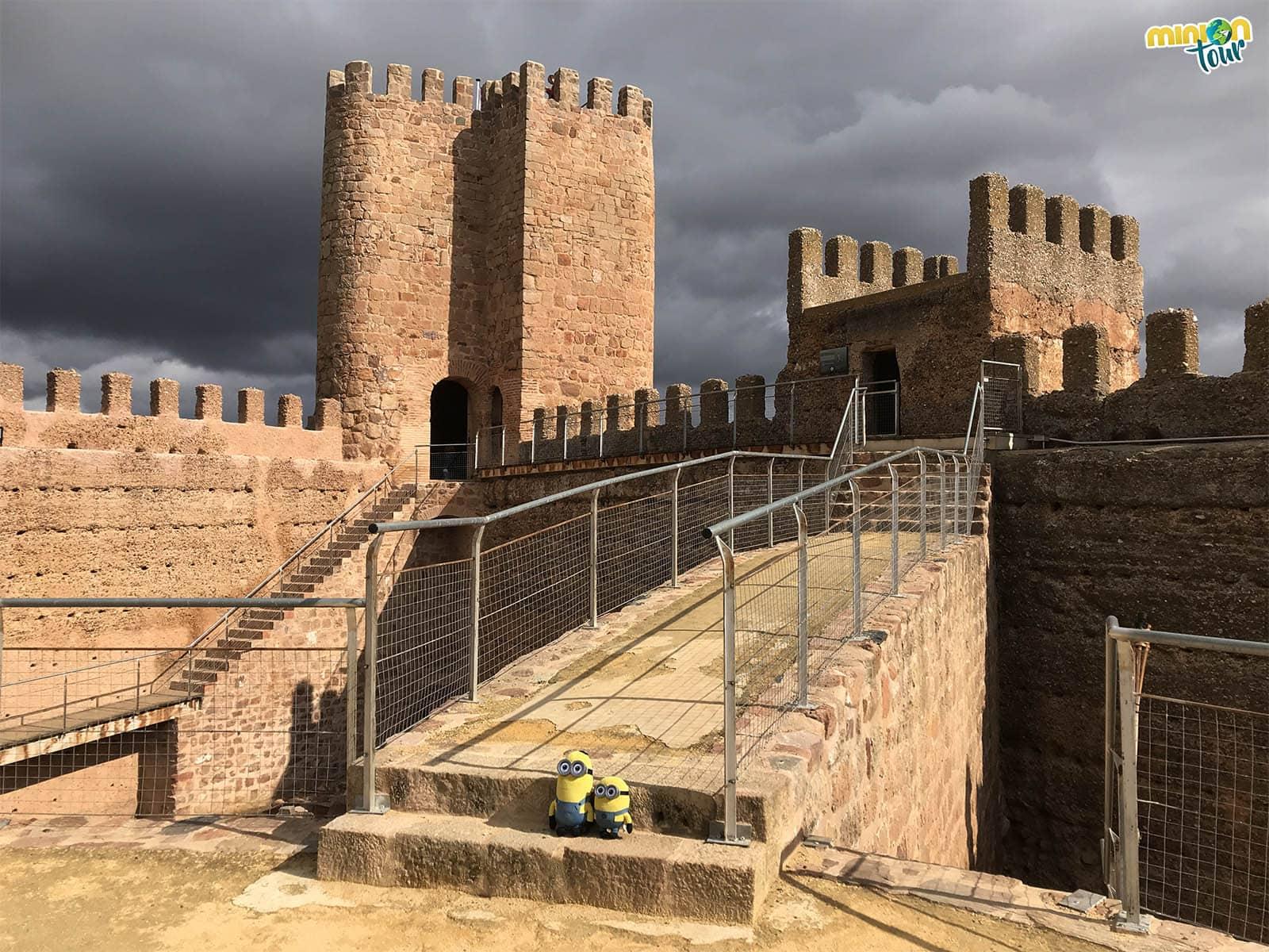 Torres del Castillo de Baños de la Encina