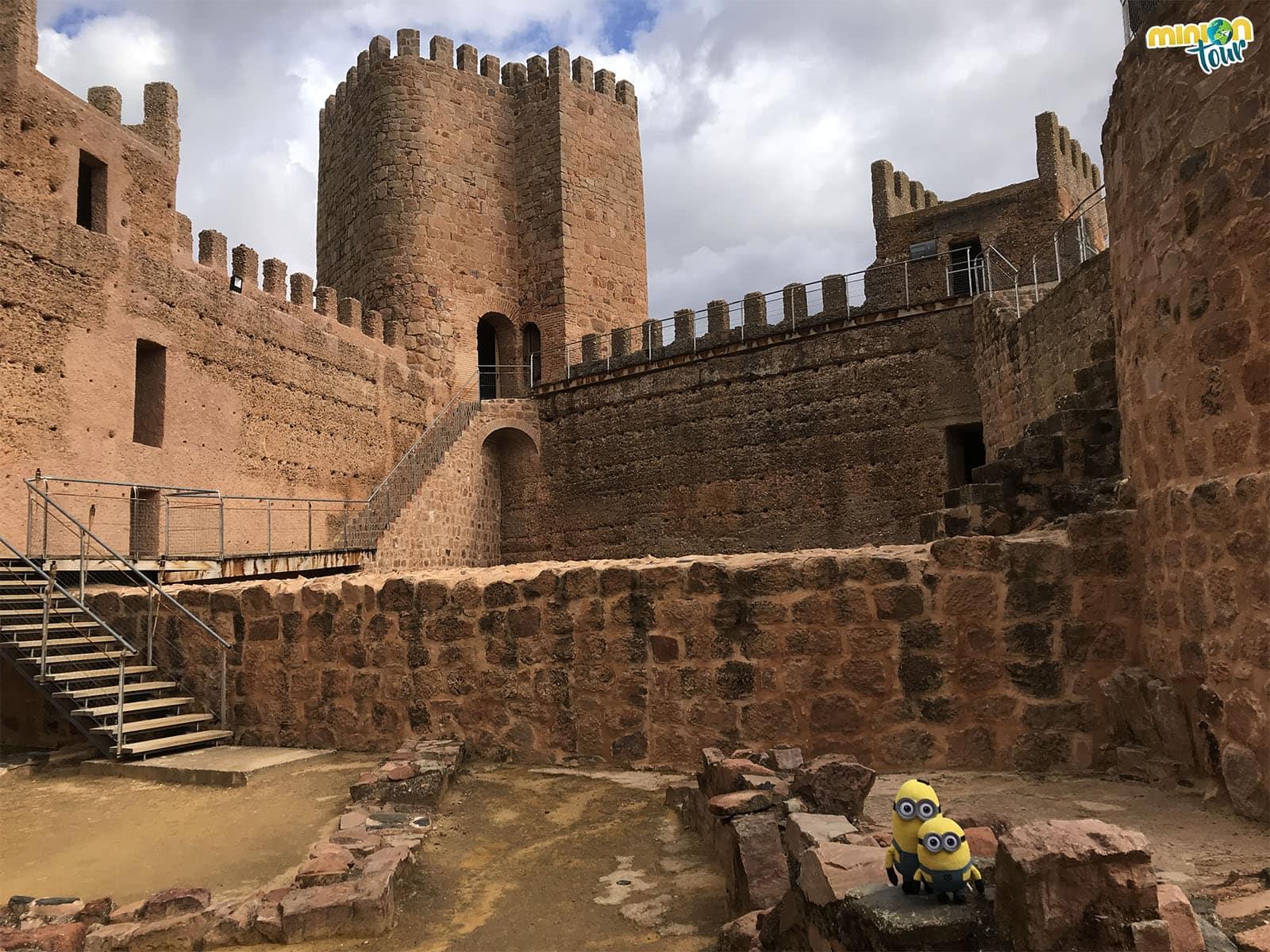 Otra vista del castillo