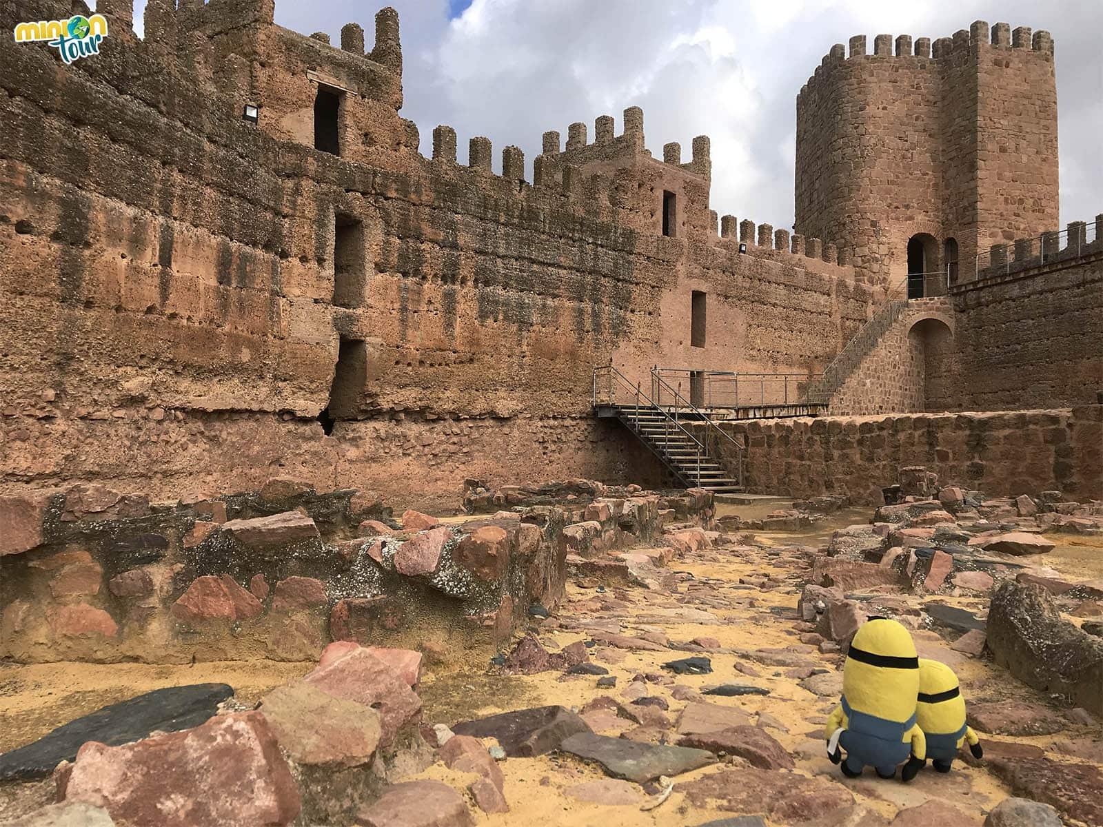 Alucinando con el Castillo de Burgalimar
