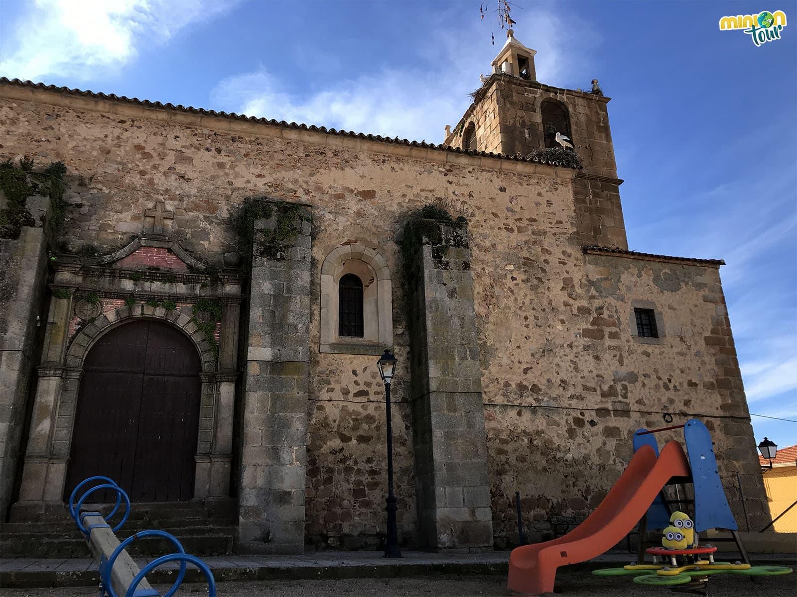 Iglesia Parroquial de San Juan Bautista en La Haba