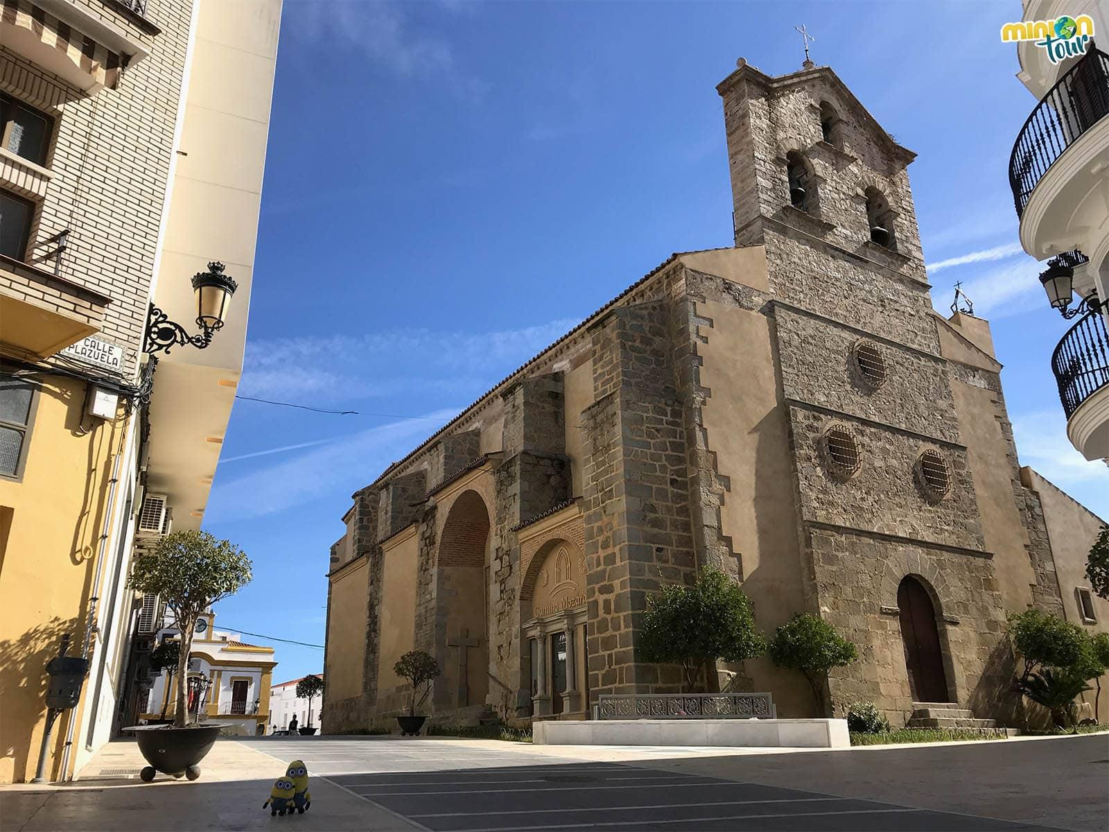 Iglesia Parroquial de Nuestra Señora de la Asunción en Campanario