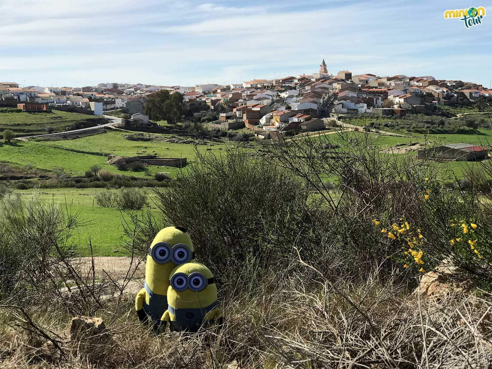 En nuestra ruta por La Serena Extremeña nos encontramos con esta vista tan chula de Valle de La Serena