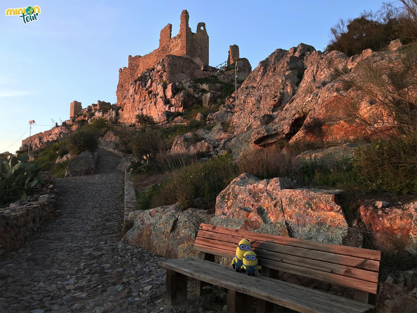 Castillo de Benquerencia de la Serena, un rinconcito chulo que ver en la Comarca de La Serena