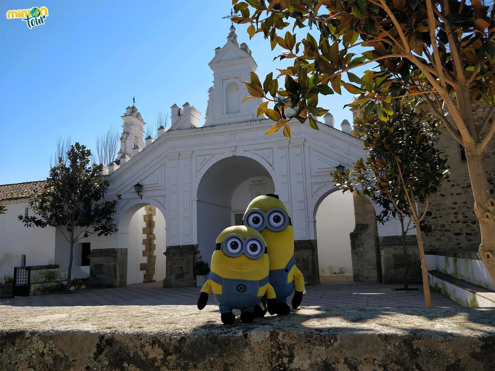 El Santuario de Nuestra Señora de Belén, toda una sorpresa en nuestra ruta por La Serena Extremeña