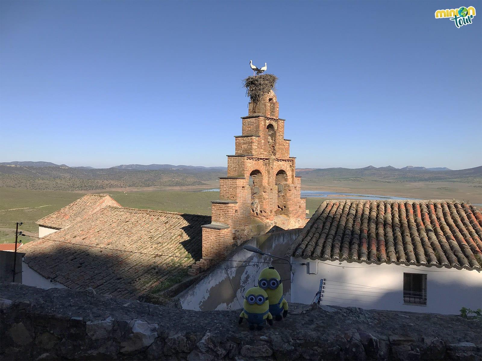 La iglesia parroquial de Capilla