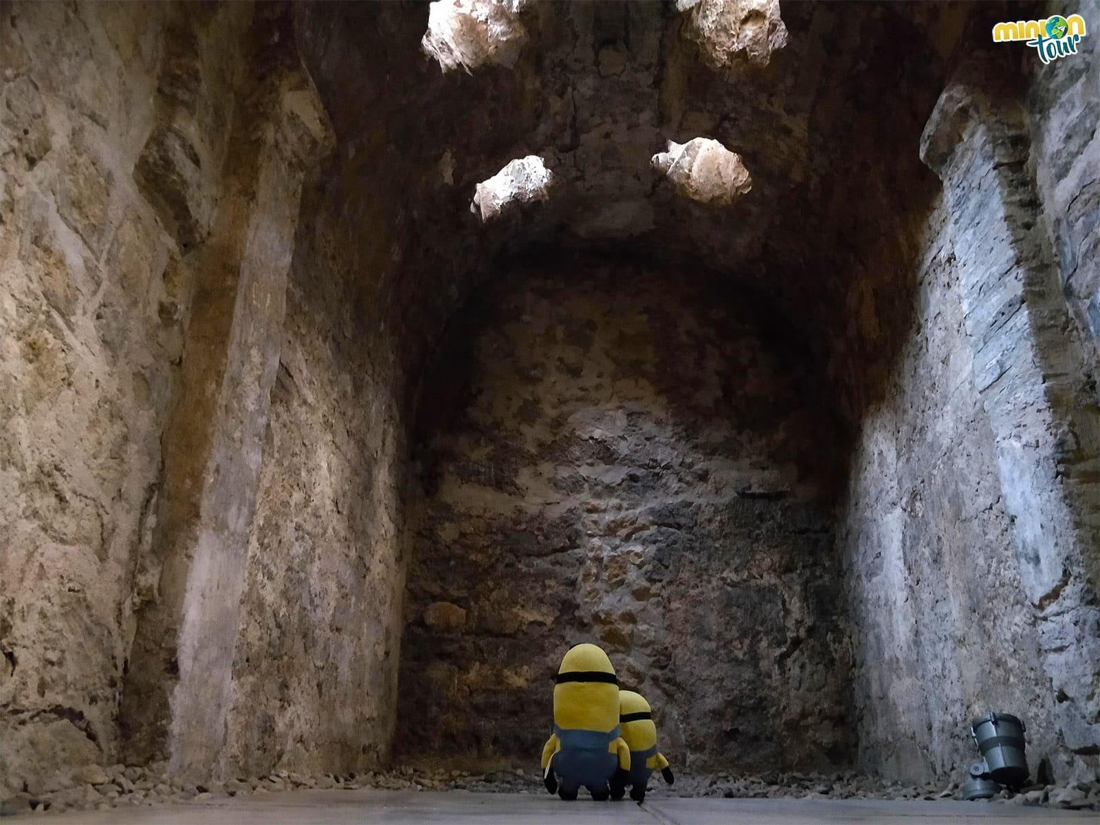 En Córdoba puedes visitar los Baños del Alcázar Califal