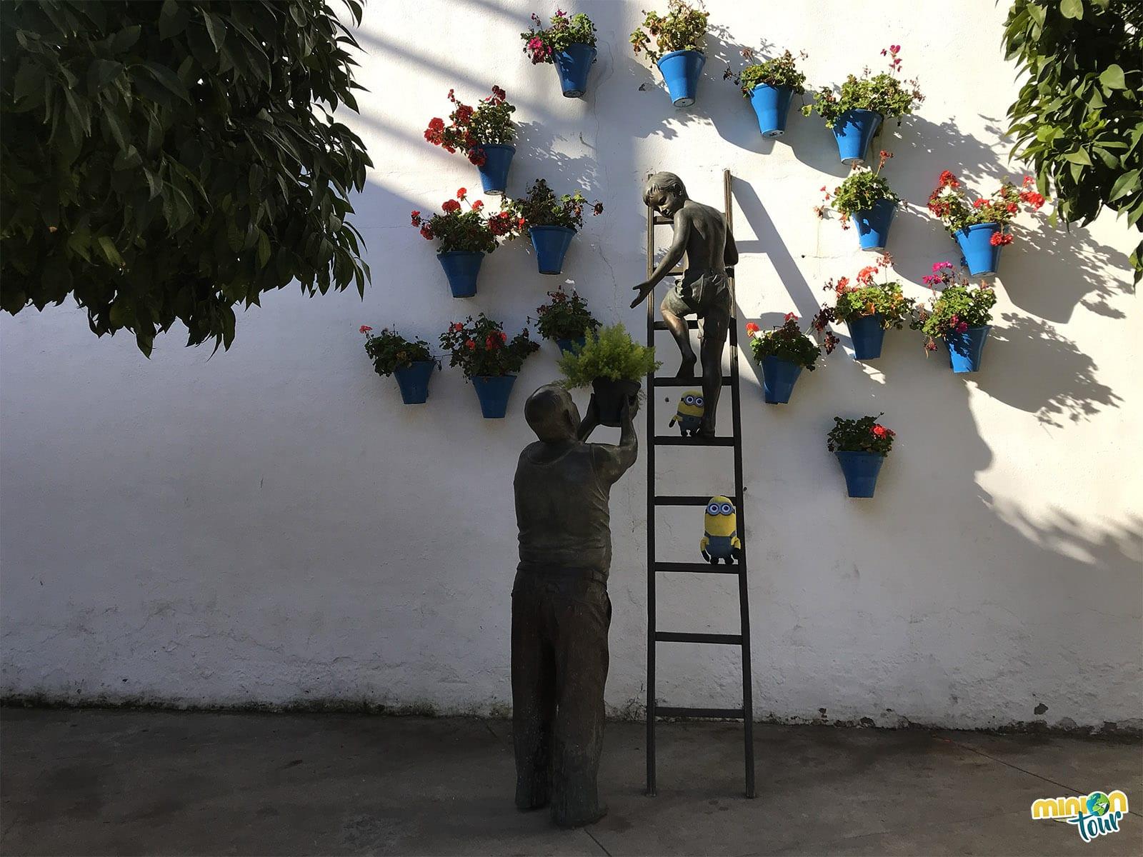 Los Patios de Córdoba son una pasada