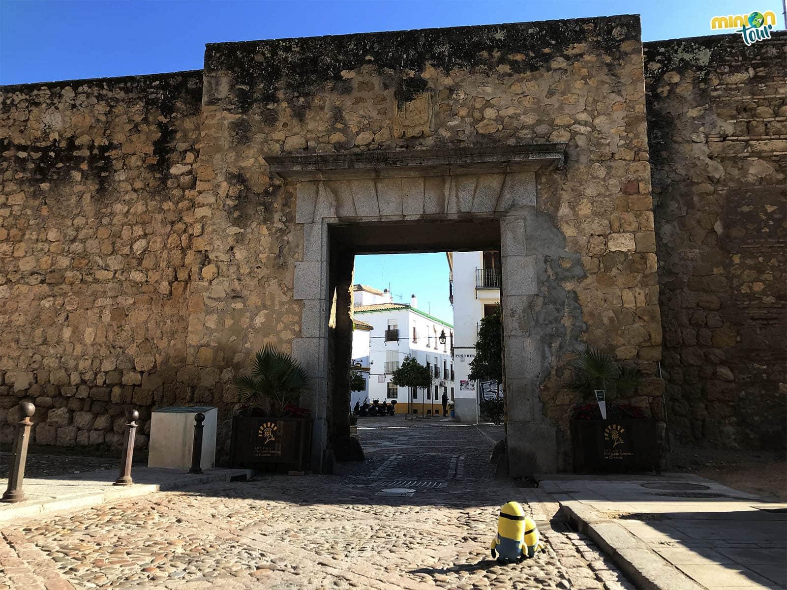 La Puerta de Sevilla en Córdoba