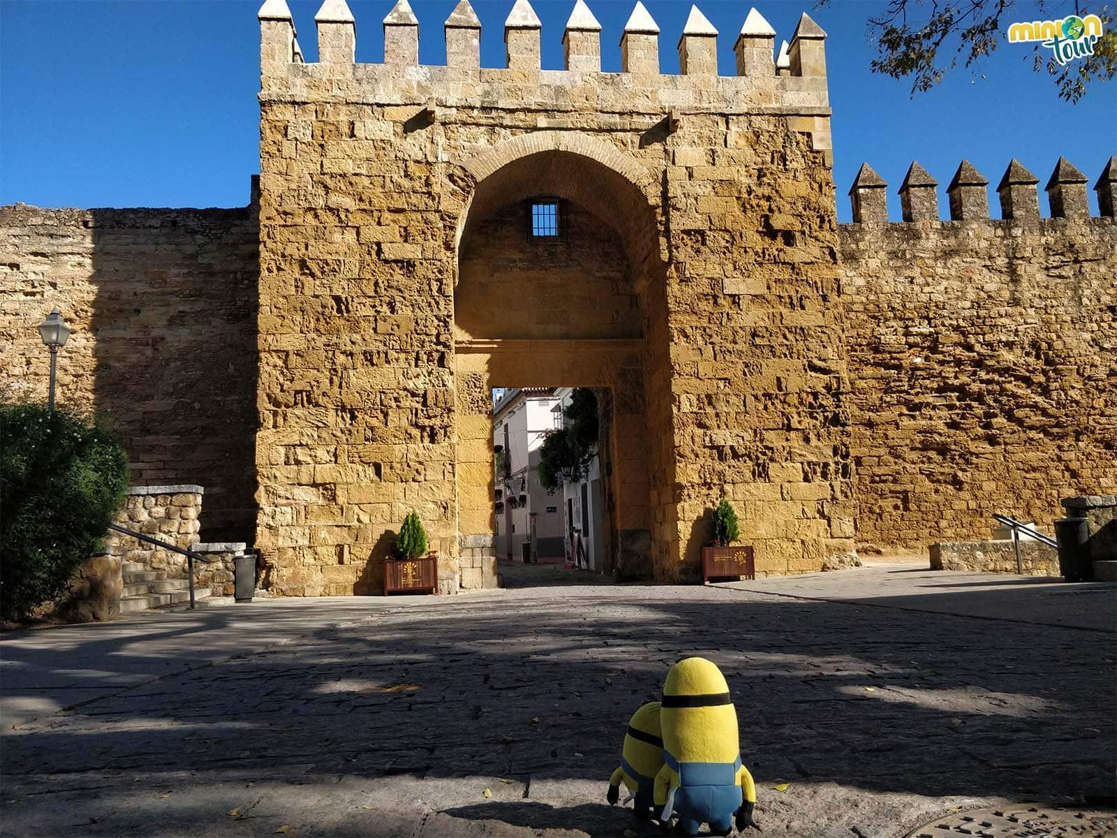 Tienes que ver la Puerta de Almodóvar en Córdoba