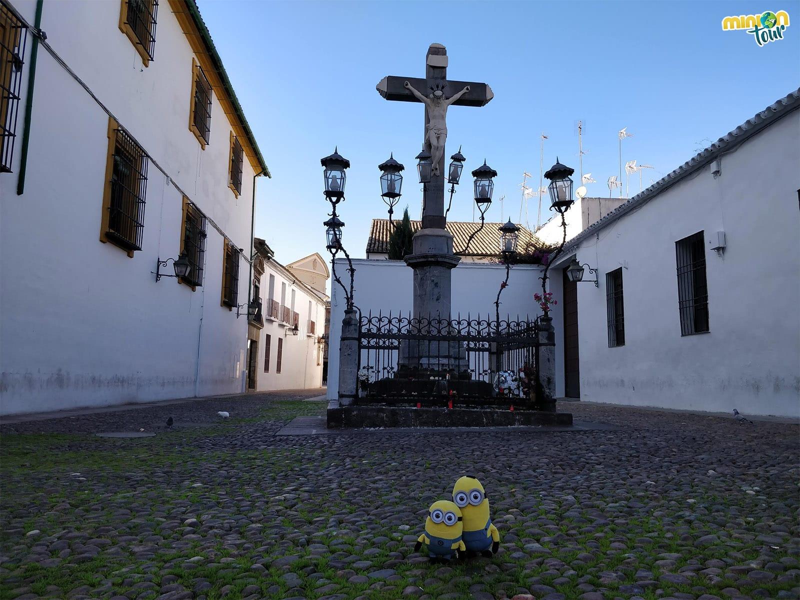 El Cristo de los Faroles está en Córdoba