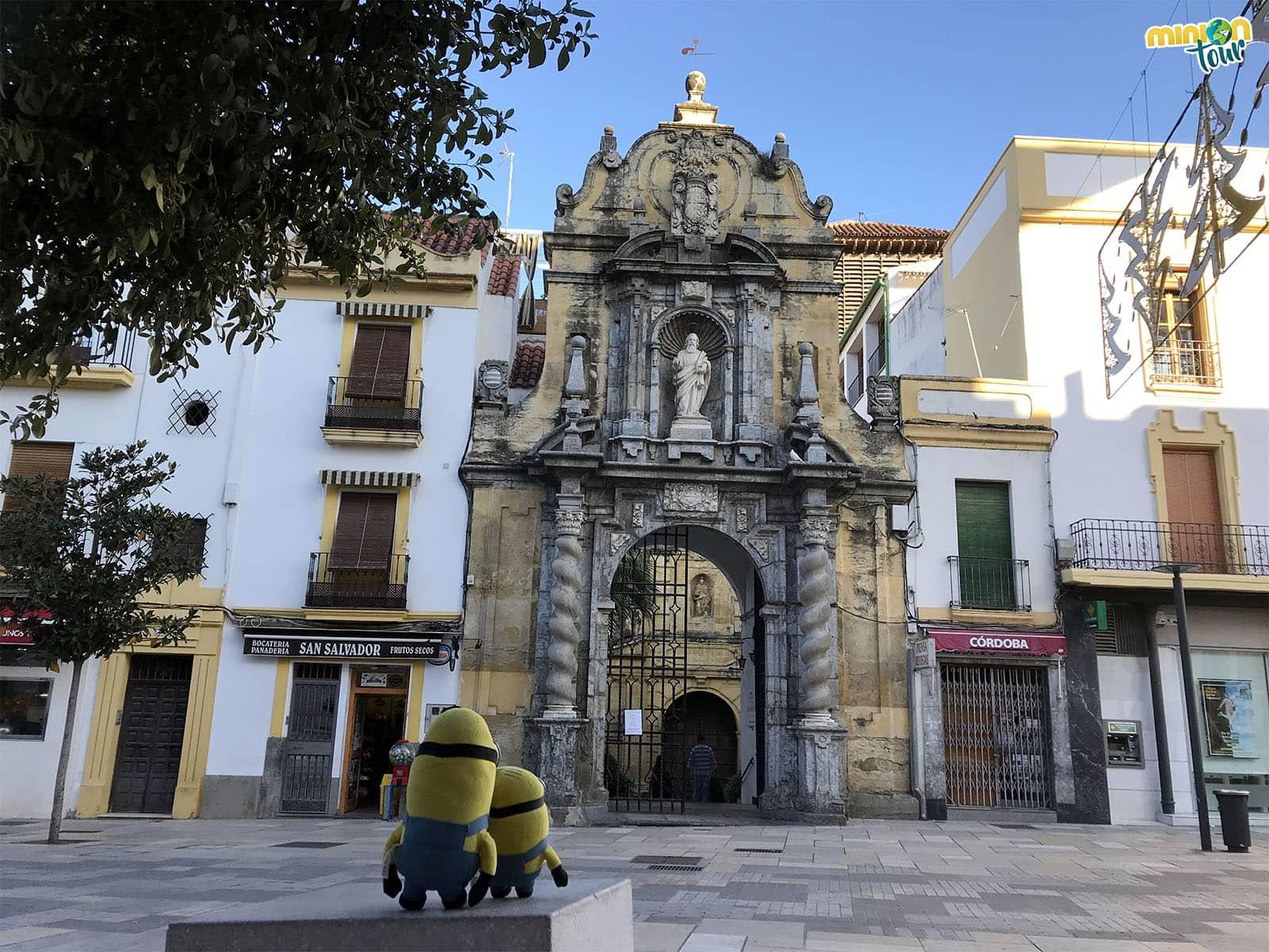 2 Minions en la Iglesia de San Pablo