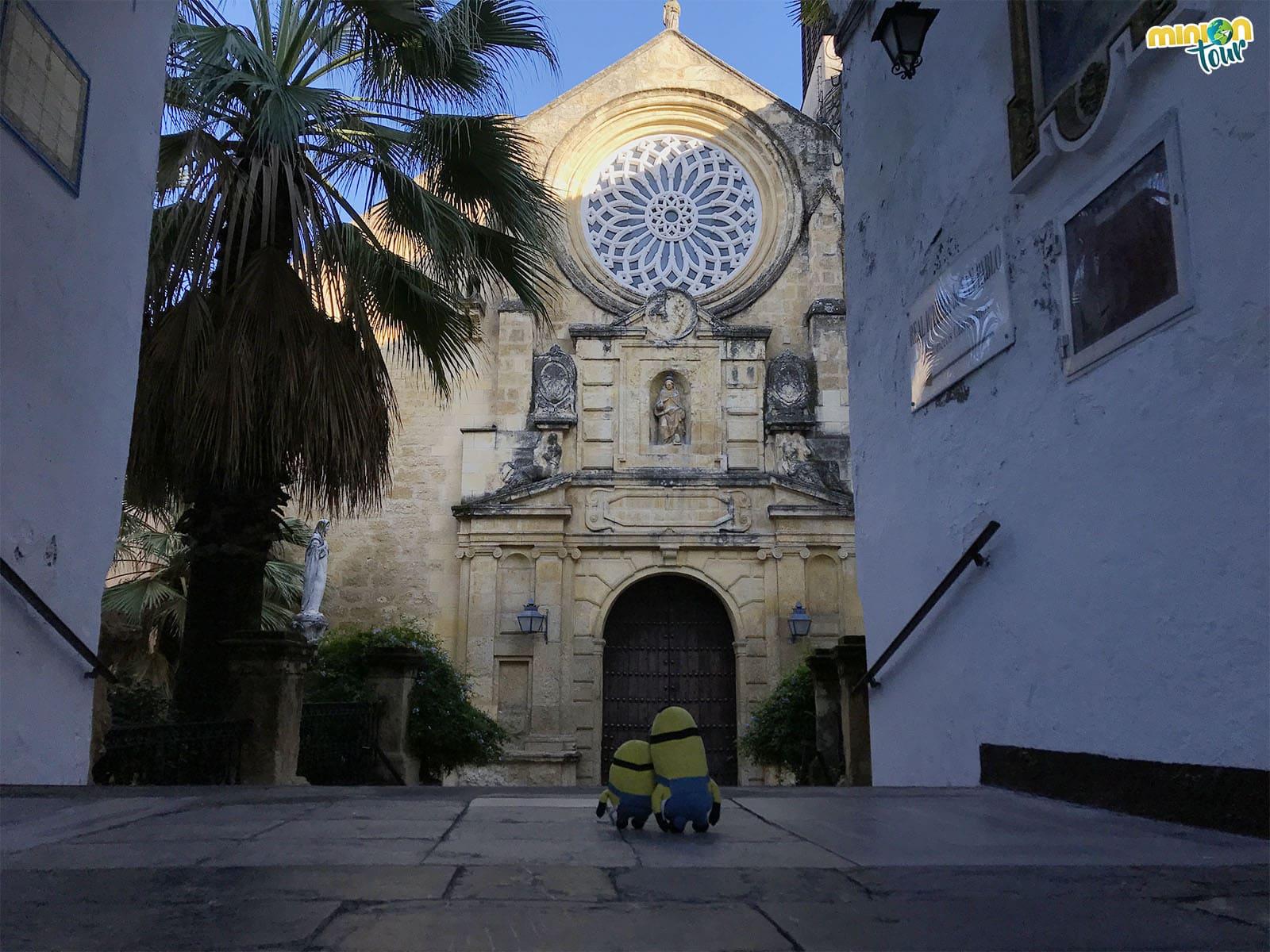 La portada interior de la Iglesia de San Pablo