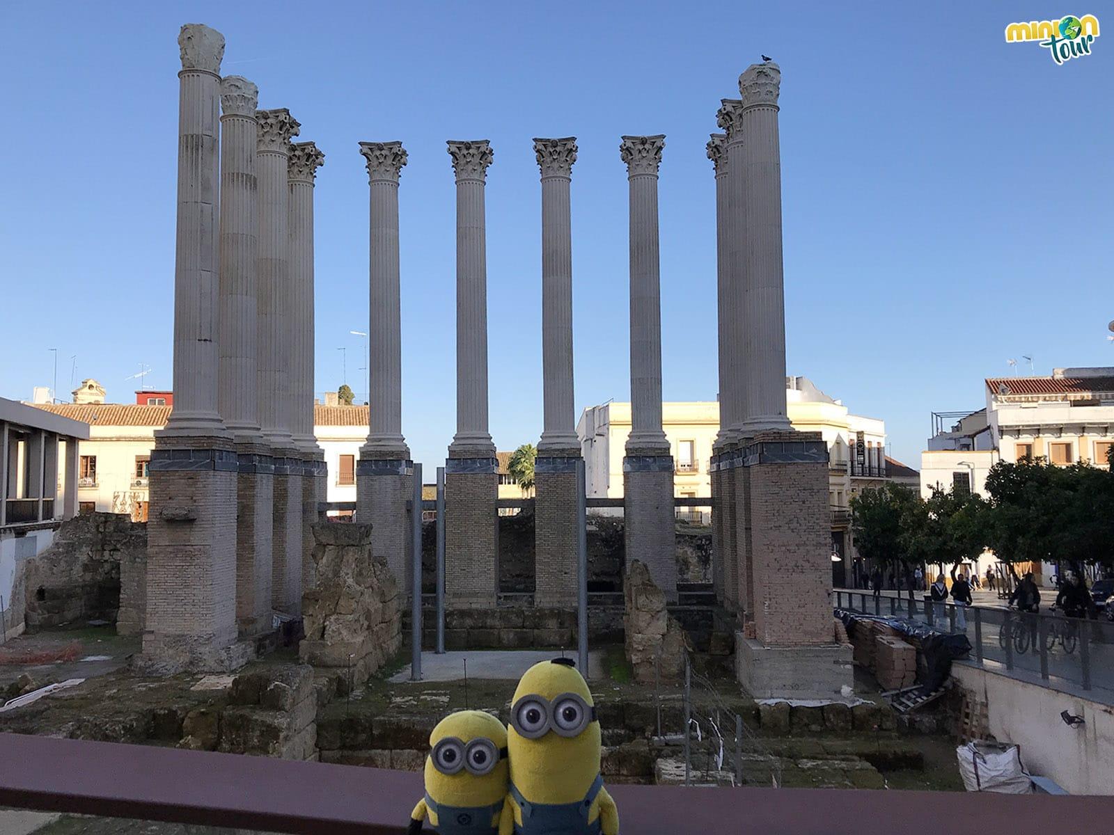 El Templo Romano de Córdoba