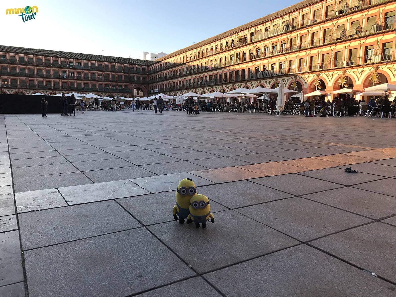 La Plaza de la Corredera es uno de los lugares que tienes que ver en Córdoba