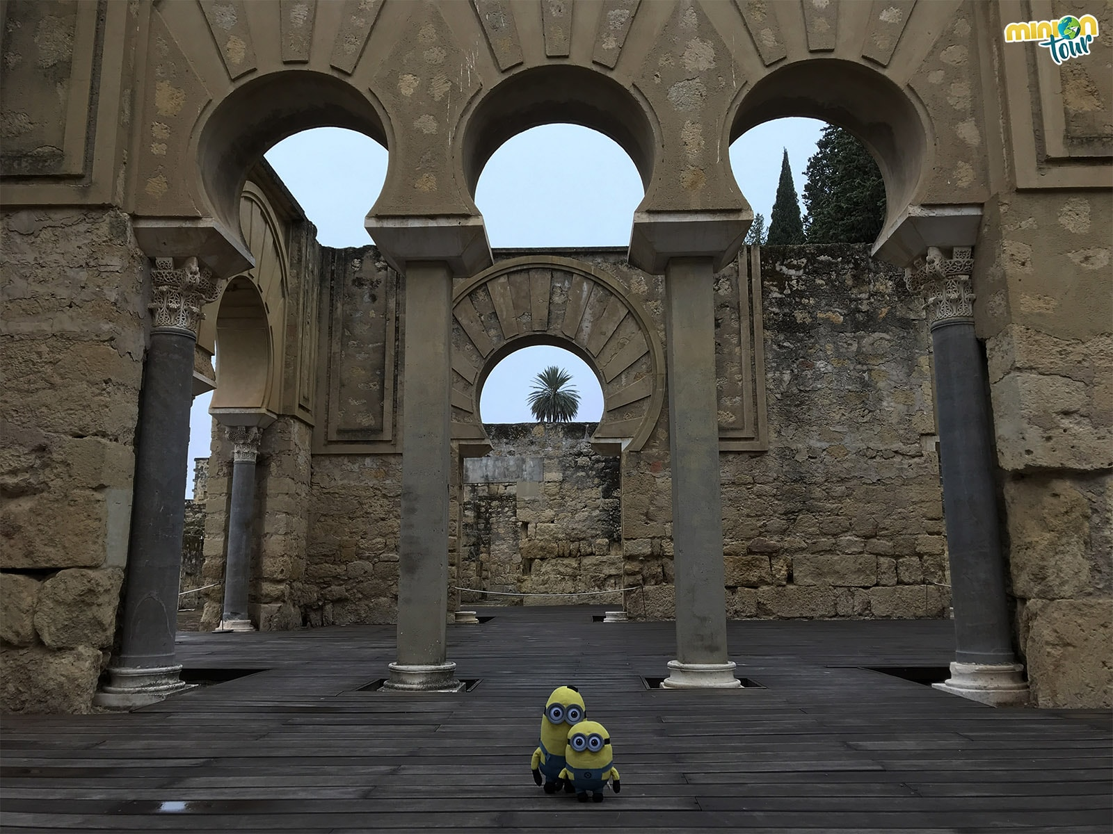 En tu visita a Córdoba no te puedes perder Medina Azahara