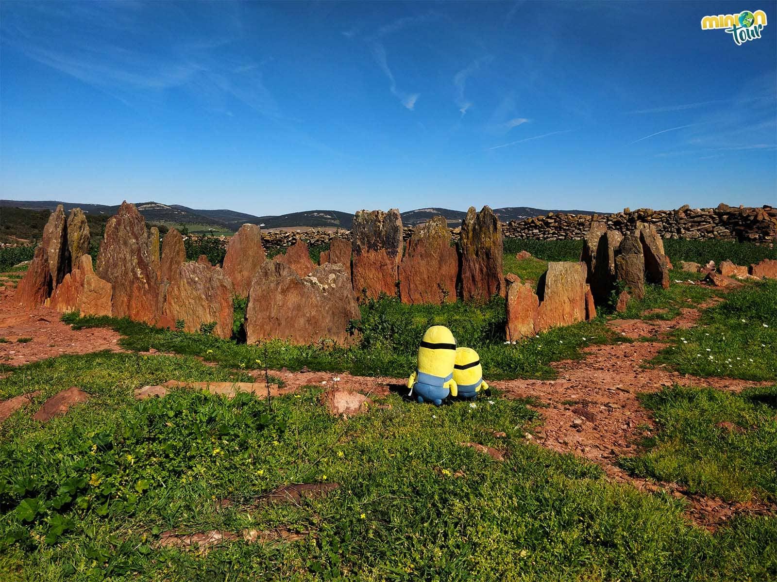 El Dolmen de la Sierra Gorda, un dolmen de nuestro tamaño en La Serena