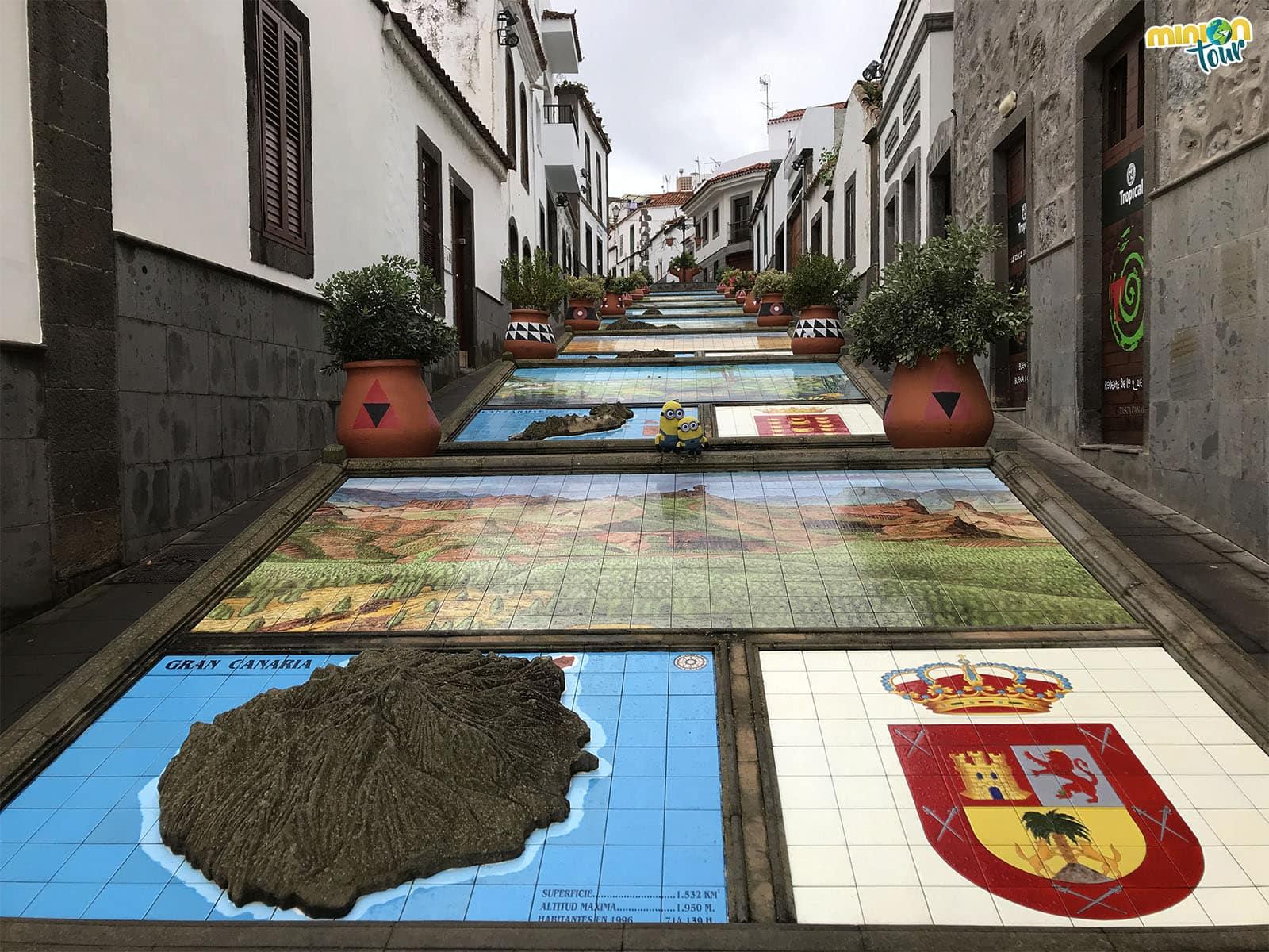 Firgas no puede faltar en una ruta por el norte de Gran Canaria