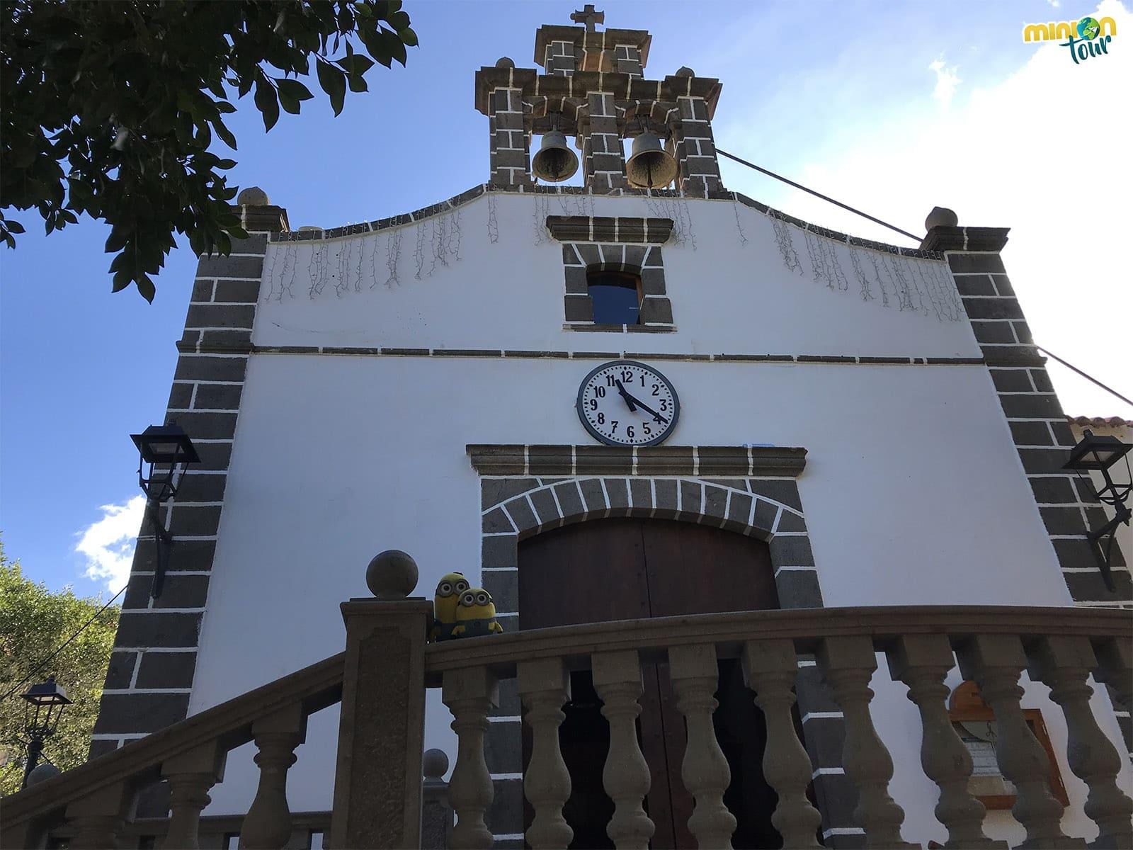 Iglesia de San Antonio de Padua en Mogán
