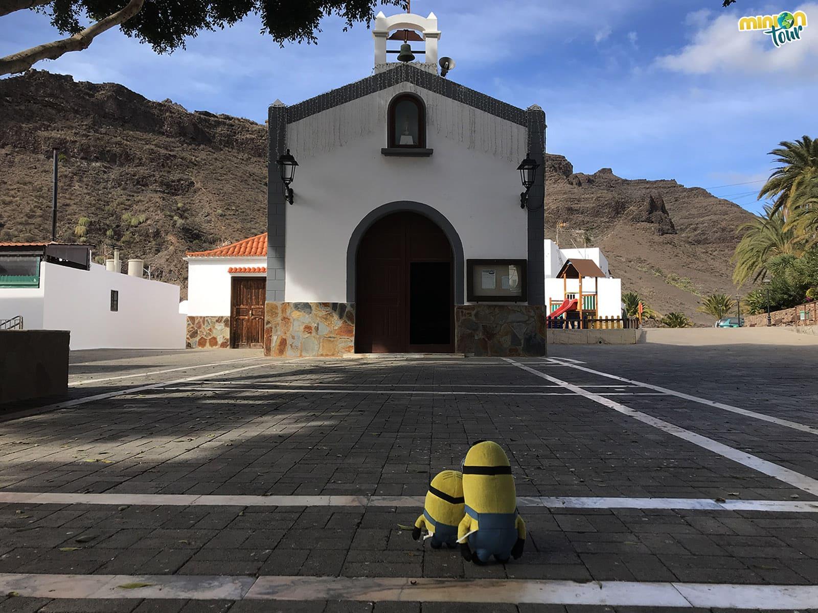 Iglesia de Veneguera