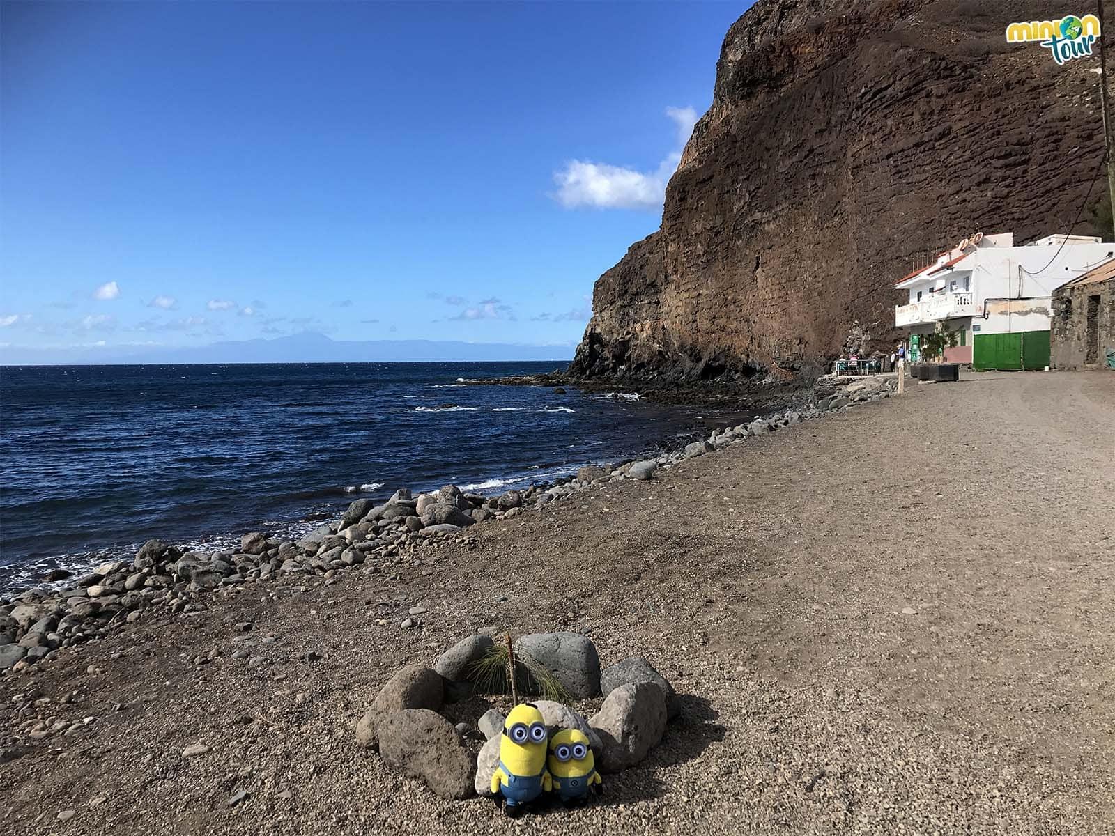 Playa de Tasarte