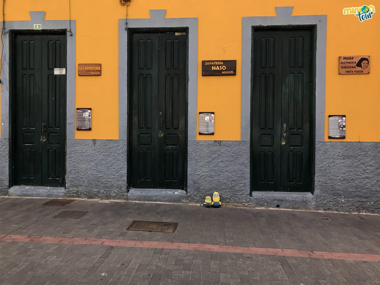 3 museos de La Aldea de San Nicolás