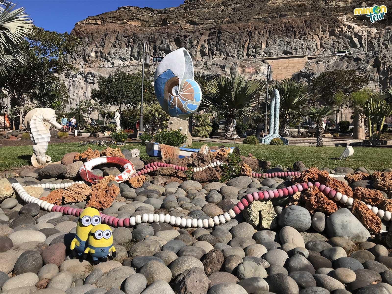 Minigolf en la Playa de Puerto Rico