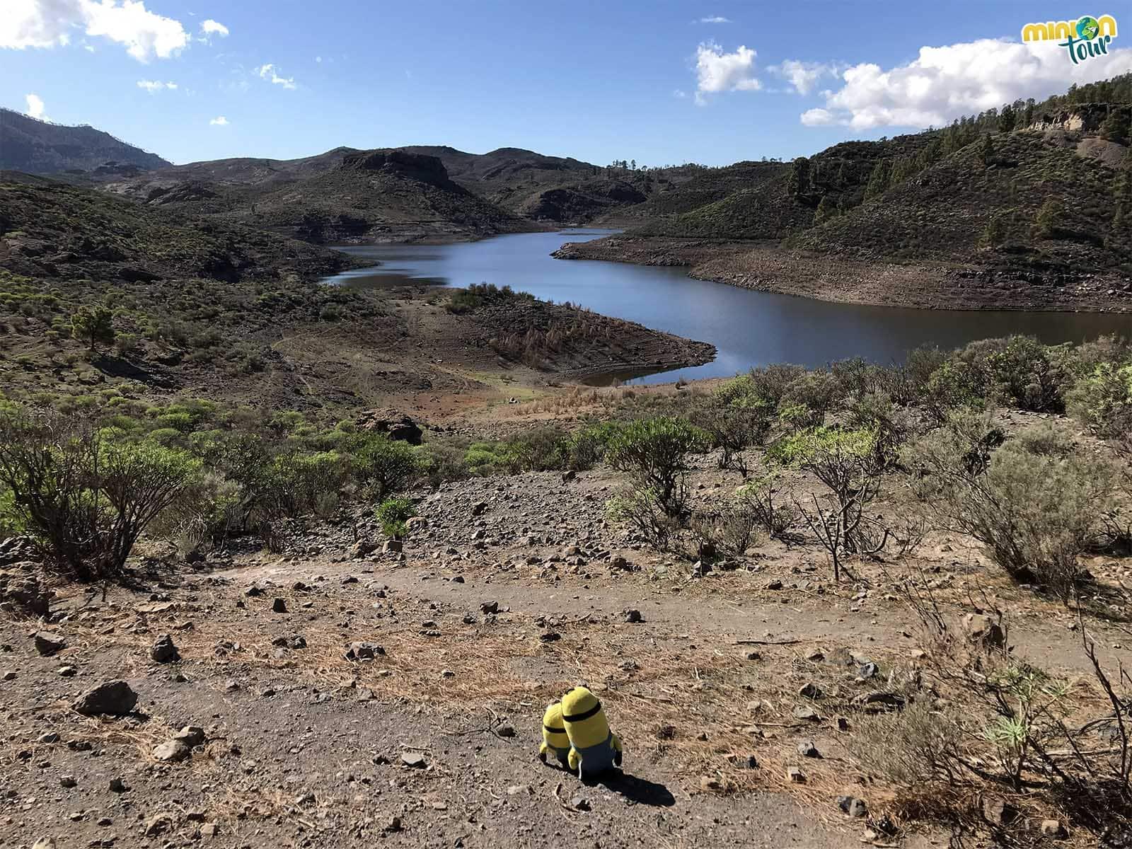 La Presa de las Niñas en Gran Canaria