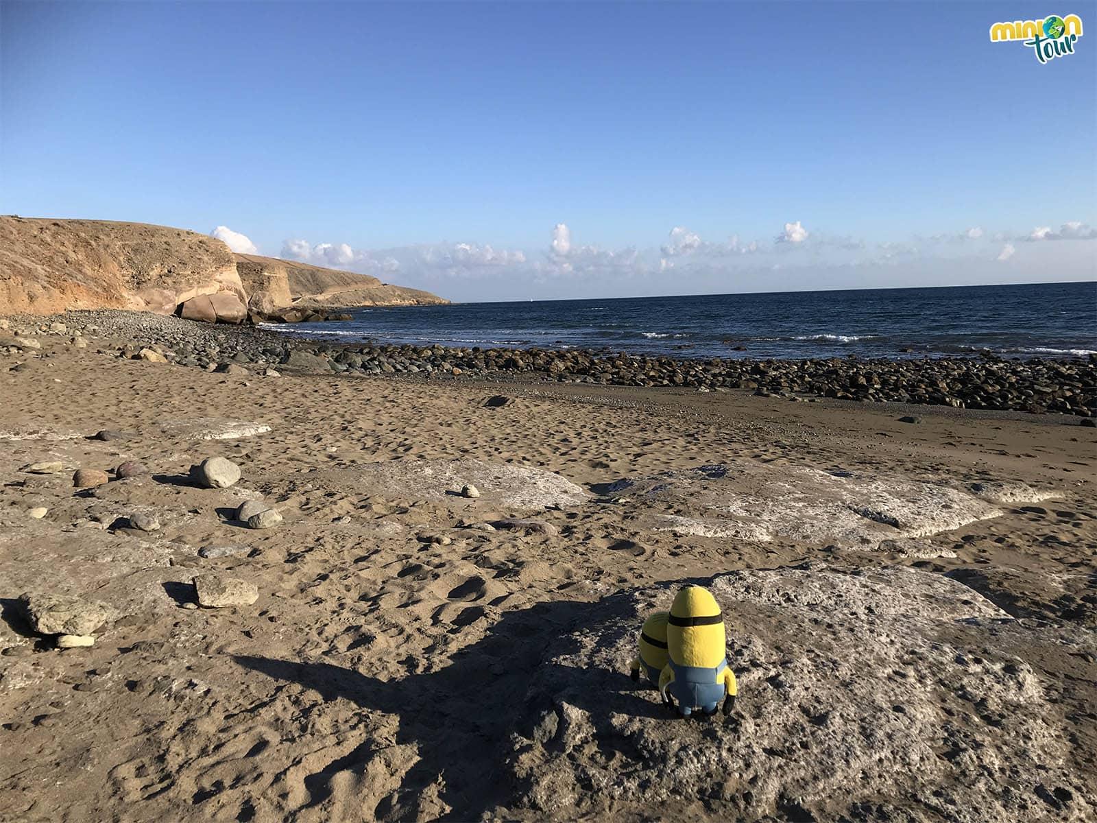 Playa de las Pimientas