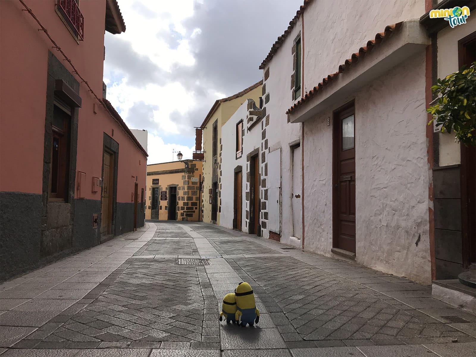 Agüimes, uno de los pueblos que más nos gustó de Gran Canaria