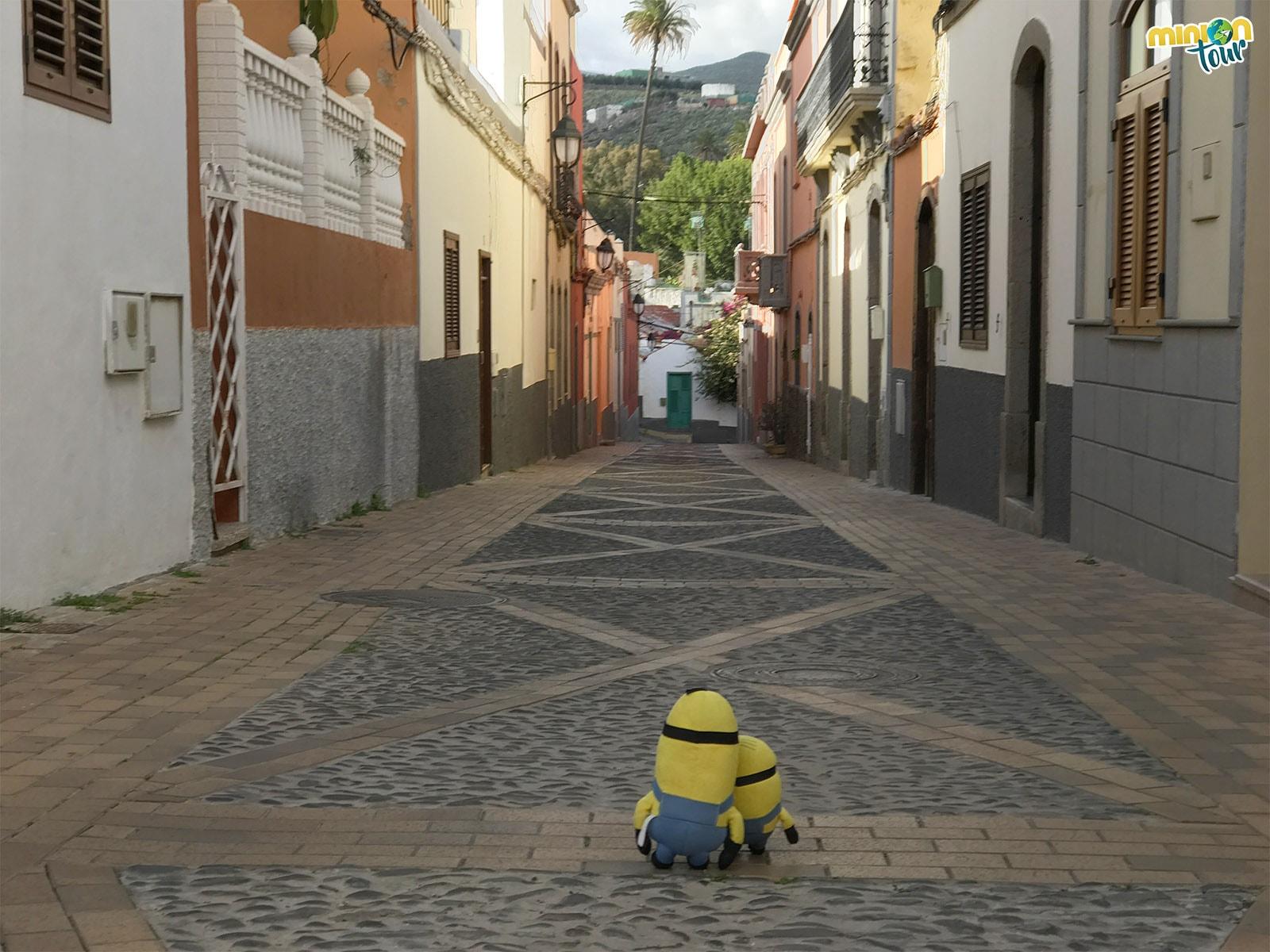 Paseando por las calles de Ingenio