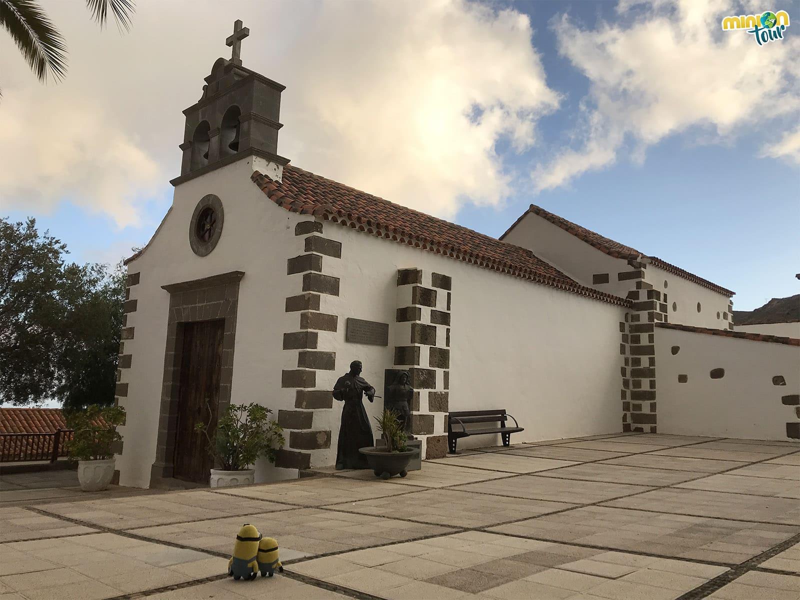 Ermita de San Miguel en Temisas, en Gran Canaria