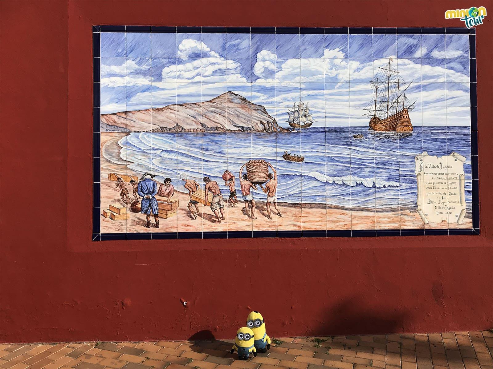 Paseando por las calles de Ingenio, un pueblo chulo de Gran Canaria