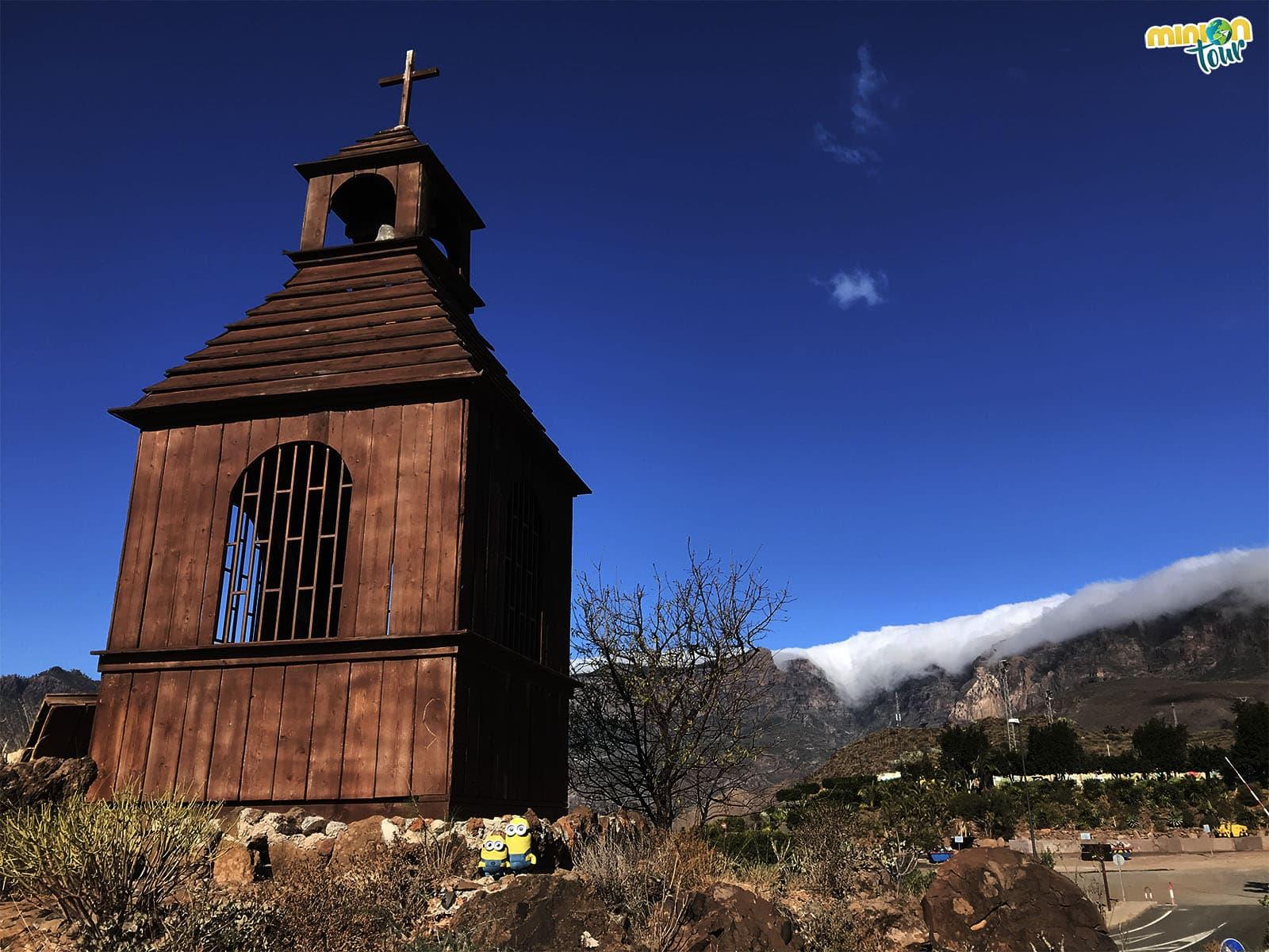 Templete en Santa Lucía de Tirajana