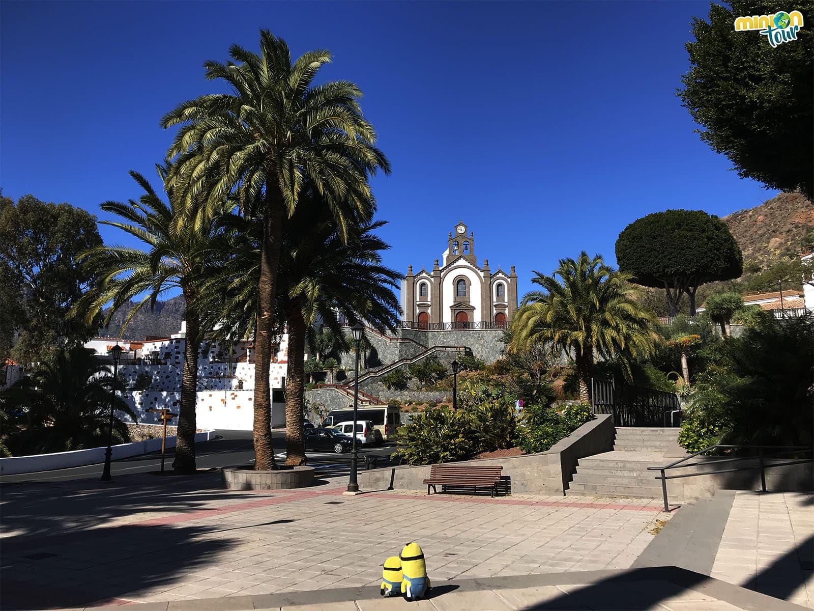 Santa Lucía de Tirajana y su iglesia