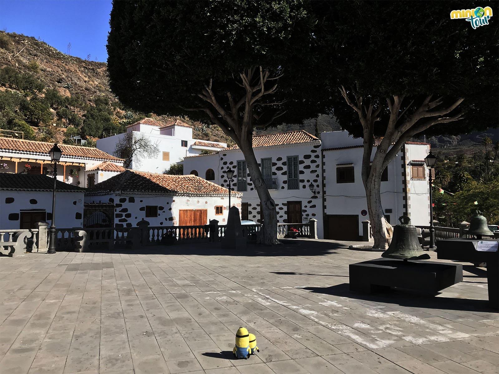 Casas típicas de Gran Canaria