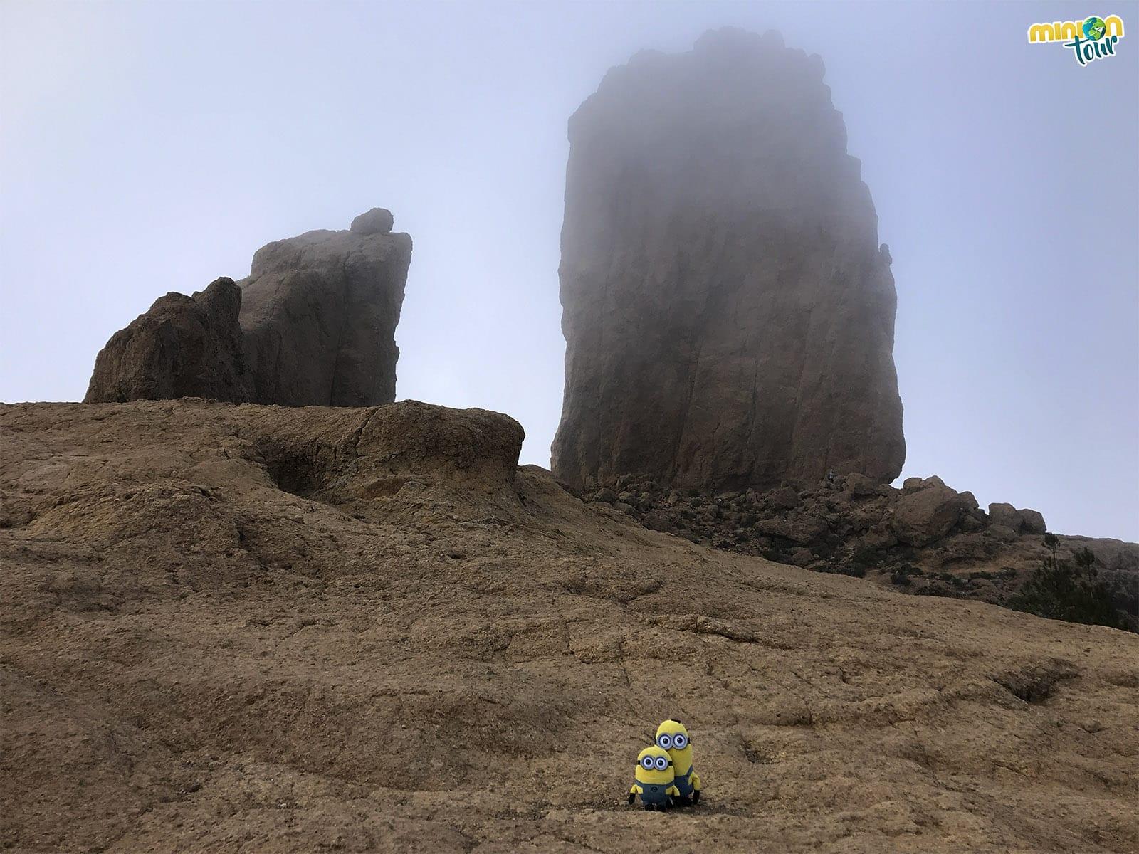 El Roque Nublo, una de las cosas que ver en Tejeda