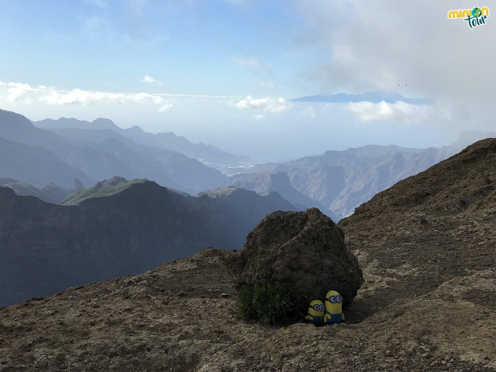 Vistas de El Teide