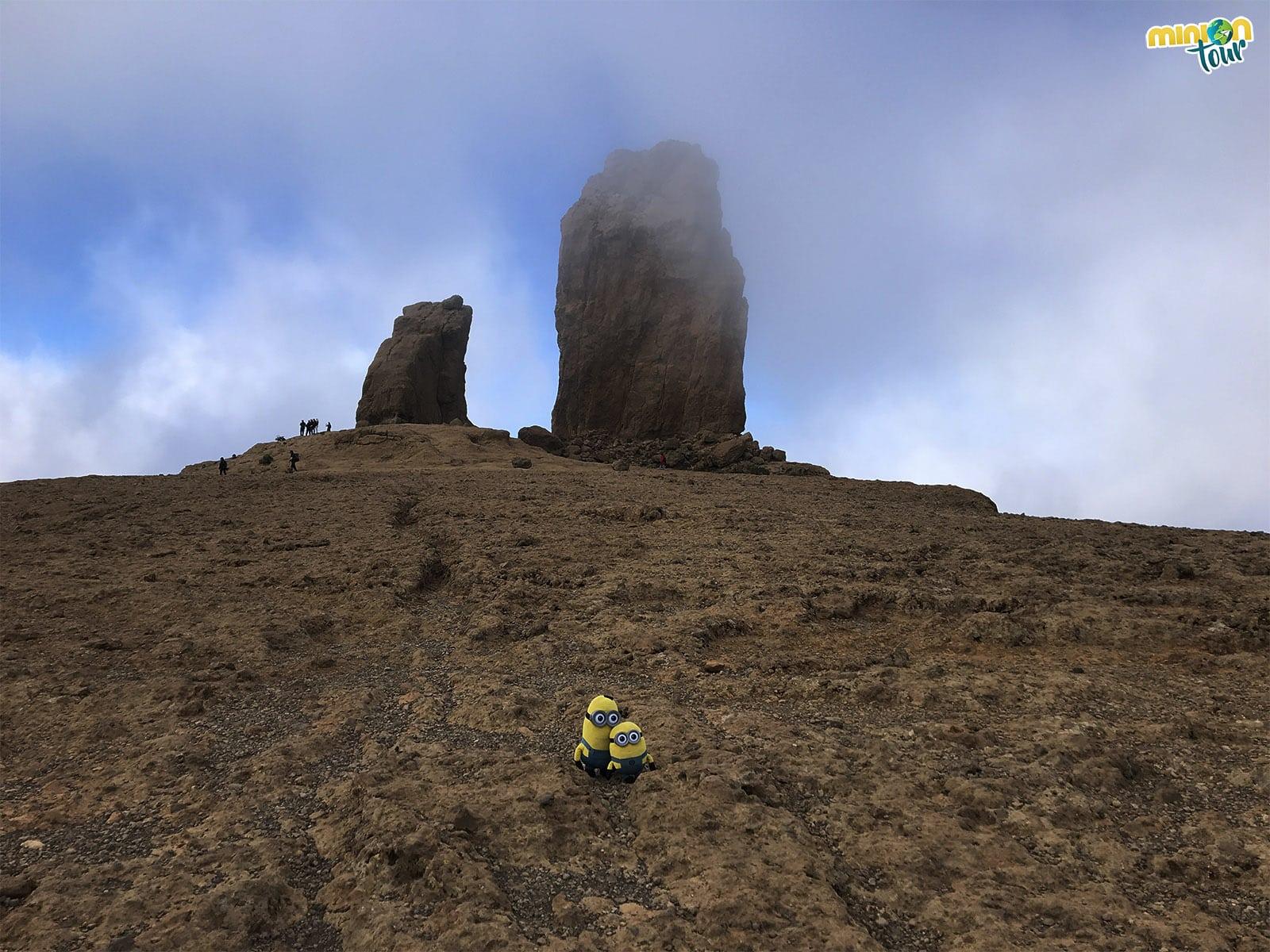 Los Minions llegan al Roque Nublo