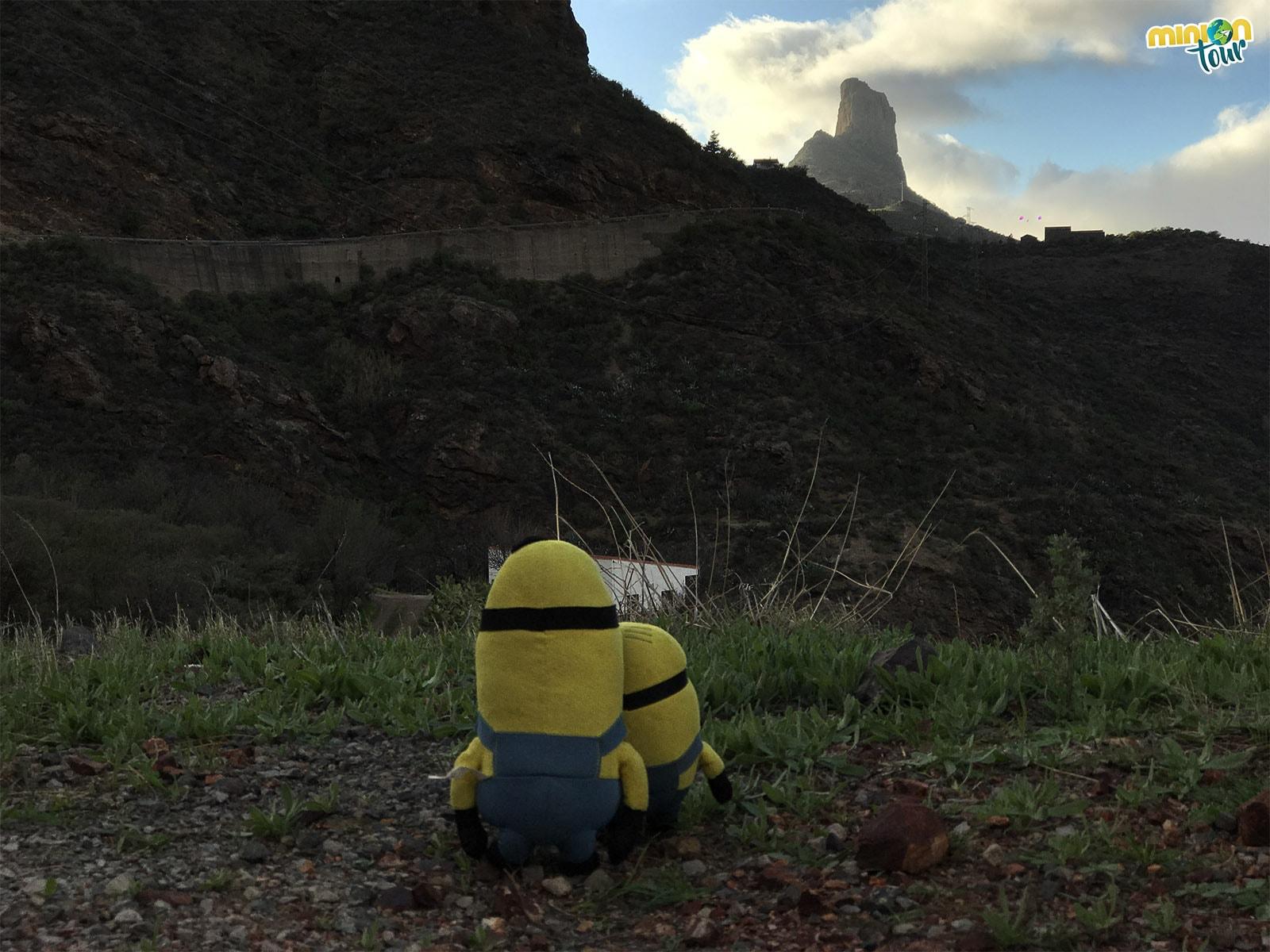 El Roque Bentayga, otro de los roques que tienes que ver en Tejeda
