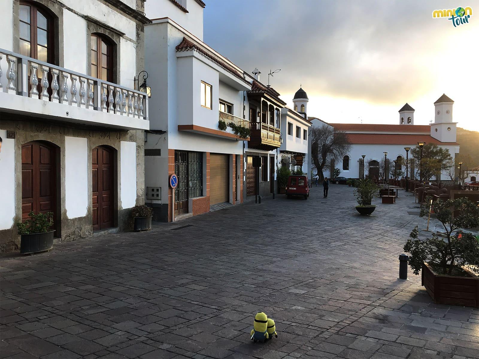 Calle de Tejeda