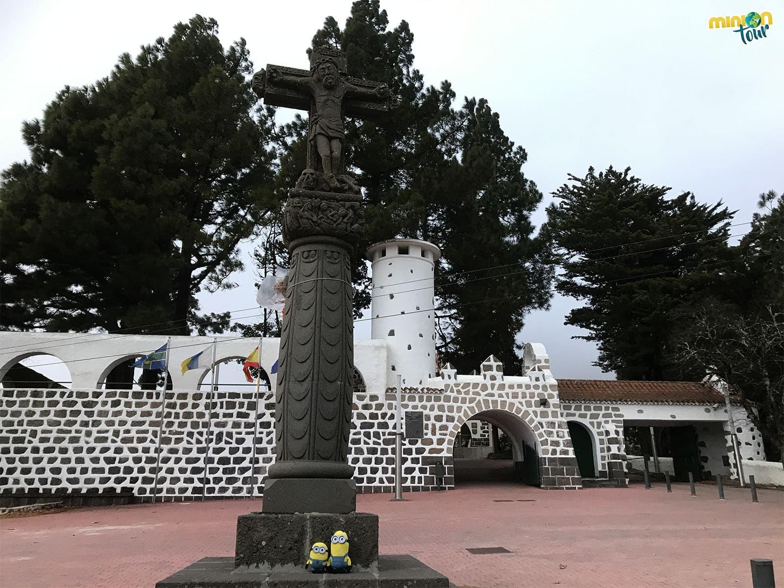 La Cruz de Tejeda, una de las cosas que tienes que ver en Tejeda