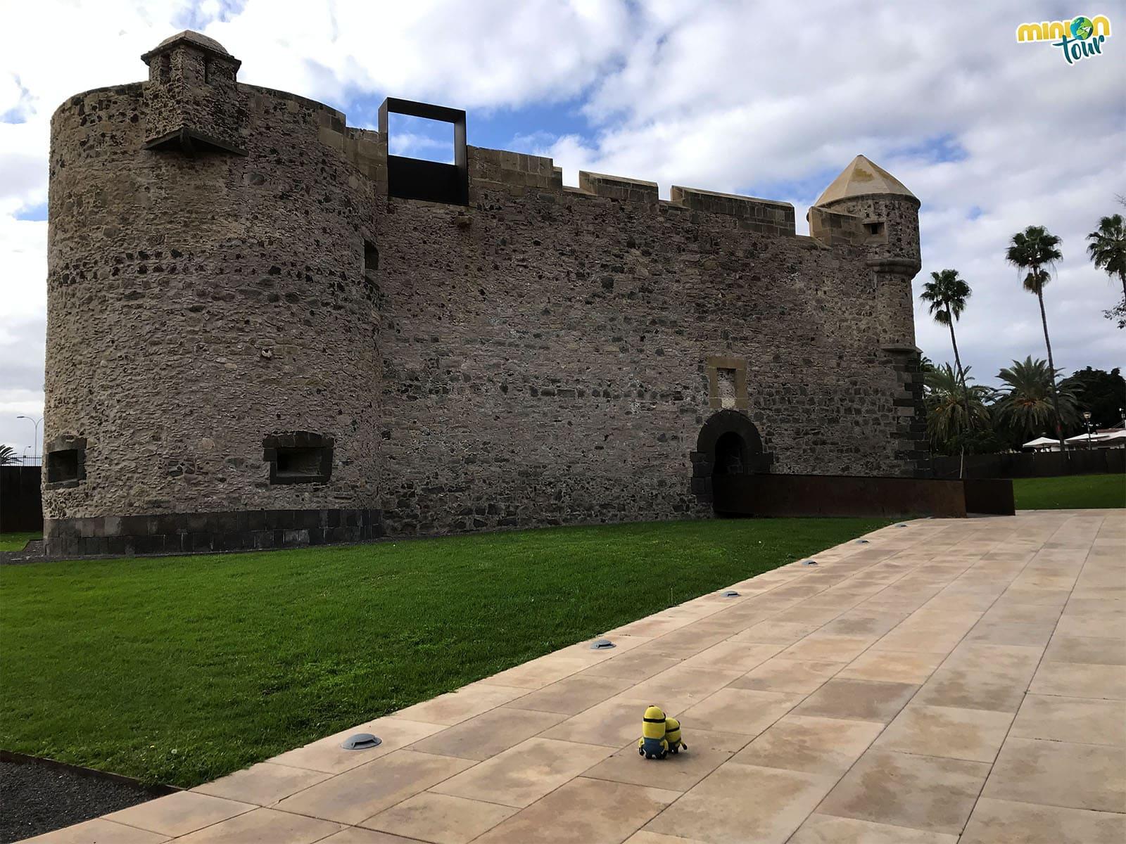 El Castillo de la Luz, una de las cosas que ver en Las Palmas