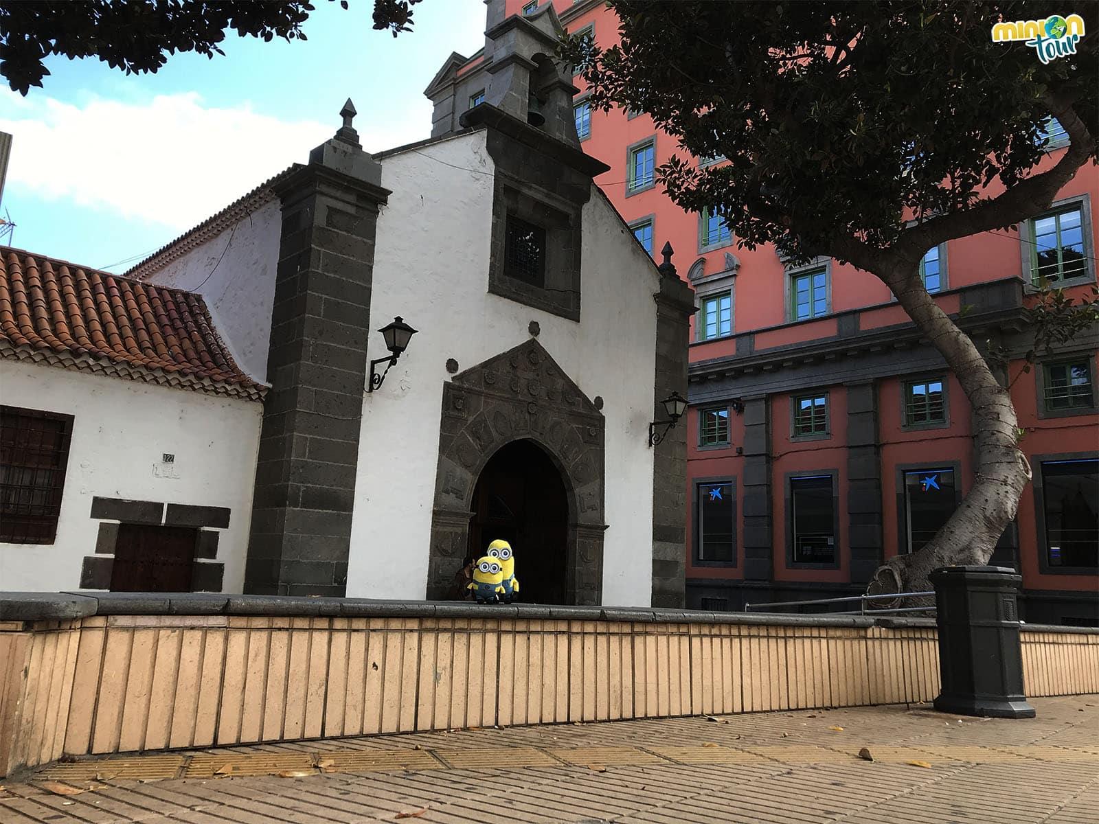 Ermita de San Pedro González Telmo en Las Palmas
