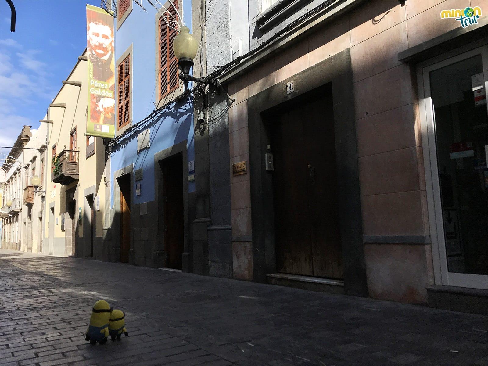 Casa-Museo de Benito Pérez Galdós