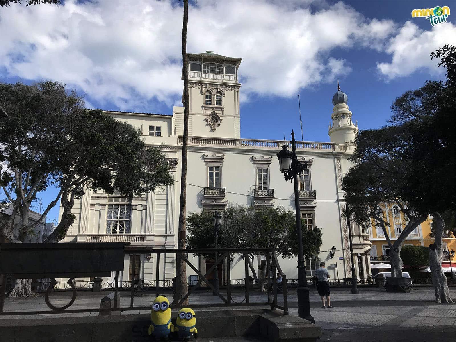 Barrio de Triana en Las Palmas de Gran Canaria